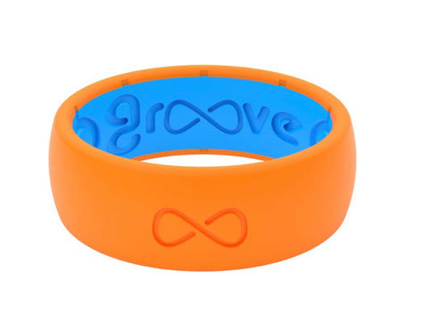 ORIGNAL BLAZE ORANGE/BLUE RING