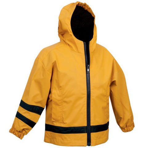 TODDLER RAIN JACKET-YELLOW