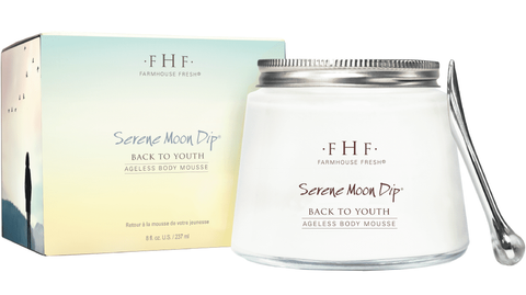 MOON DIP BACK TO YOUTH BODY MOUSSE 8OZ
