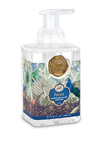 Peacock Foaming Hand Soap
