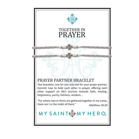 PRAYER PARTNER METALLIC