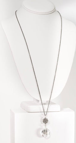 MARIE KATHERINE-NECKLACE 14-17""