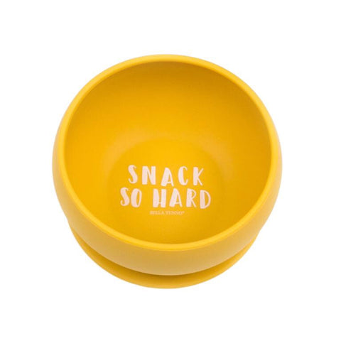 SUCTION BOWL-SNACK SO HARD