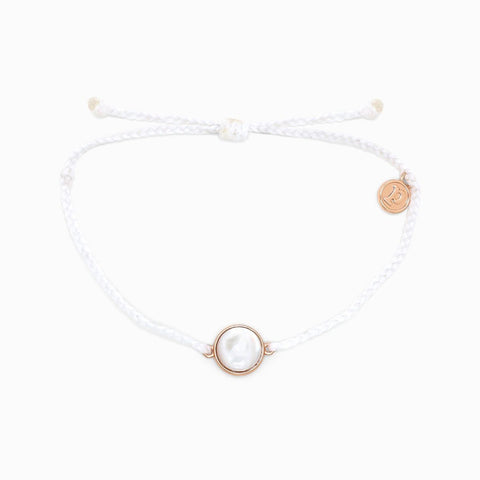 PURAVIDA BRACELET - MOTHER WHITE