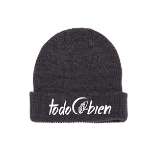 Todo Surfer Ribbed Beanie