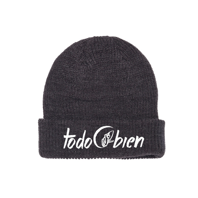 Todo Surfer Ribbed Cuffed Beanie