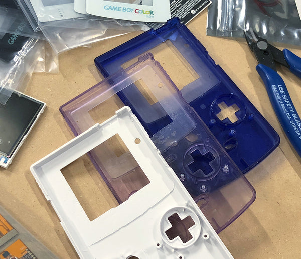 Machined GBC Shell (For AGS-101 Mod)