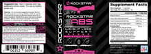 Rockstar ABS, Thermogenic Diet Pill, Weight Loss Support Pills, 60 Capsules