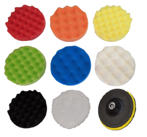 Rockstar Car Polishing Pad Kit