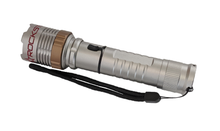 Rockstar Rechargeable LED Tactical Flashlight