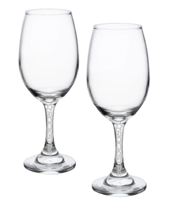 13oz Rockstar Wine Glasses- 2 Count