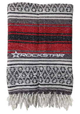Rockstar Yoga Meditation Blanket