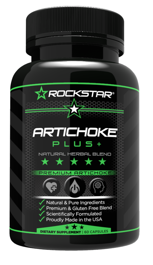 Artichoke Supplement by Rockstar, 60 Veggie Caps