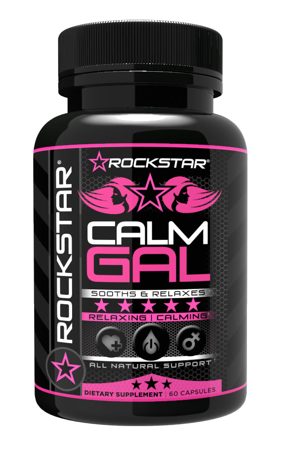 Calm Gal by Rockstar - Soothing and Relaxing Herbal Blend