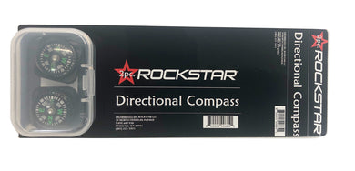 Rockstar Mini Compass - 2 Count