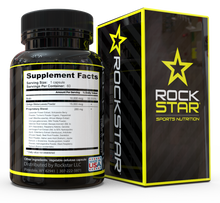 Rockstar Ginkgo Dietary Supplement Superblend, 60 Capsules