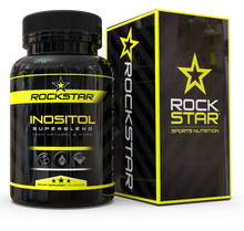 Rockstar Inositol Dietary Supplement Superblend, 60 Capsules