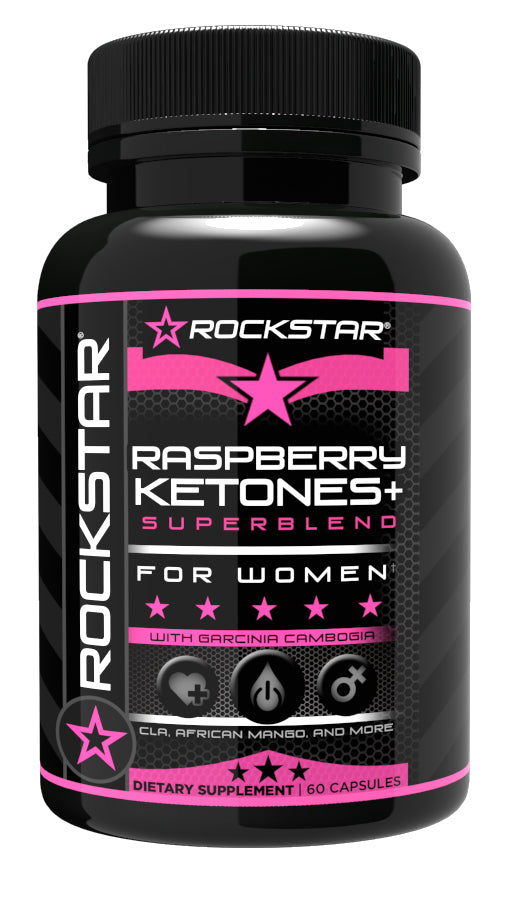 Raspberry Ketones, with CLA, African Mango, Garcinia Cambogia and more 60 Veggie Caps