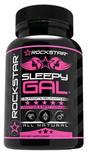 Rockstar Sleepy Gal - Relax and Sooth with Pure & Natural Herbal Ingredients