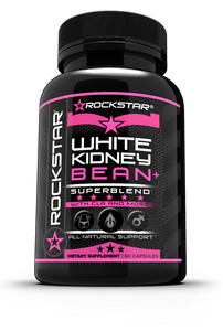 White Kidney Bean Extract Supplement For Women, 60 Veggie Caps