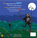 'Oh, No Mister Possum!' - Book/Song written by Erin Devlin, illustrations and music by Greg O'Donnell