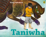 'Taniwha' Book & Puppet Pack