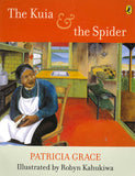 'The Kuia & the Spider' Book & Puppet plus Rhyme chart