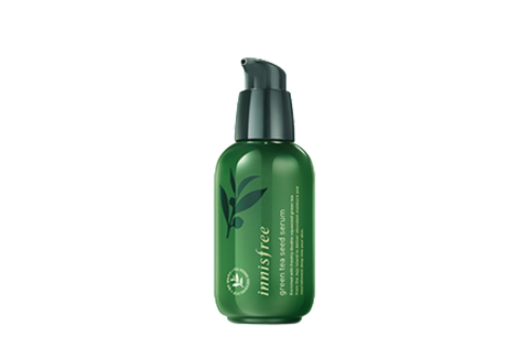 Innisfree The green tea seed serum 80ml - Beauty Seoul NZ