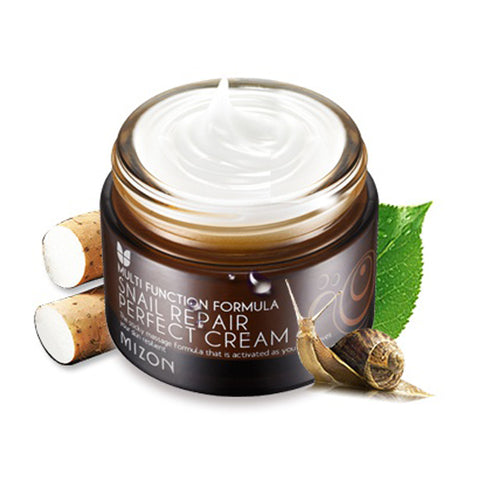 Mizon Snail Repair Perfect Cream 50ml - Beauty Seoul NZ