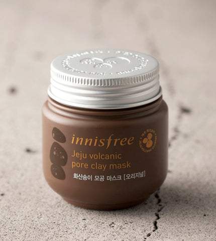 Innisfree Jeju Volcanic Pore Clay Mask - Beauty Seoul NZ