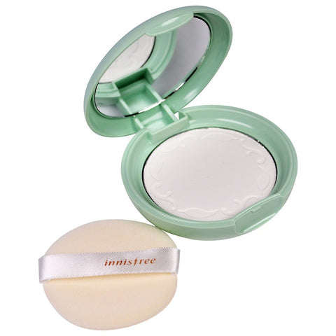 Innisfree No Sebum Mineral Pact - Beauty Seoul NZ