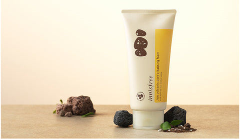 Innisfree Jeju Volcanic Pore Cleansing foam - Beauty Seoul NZ