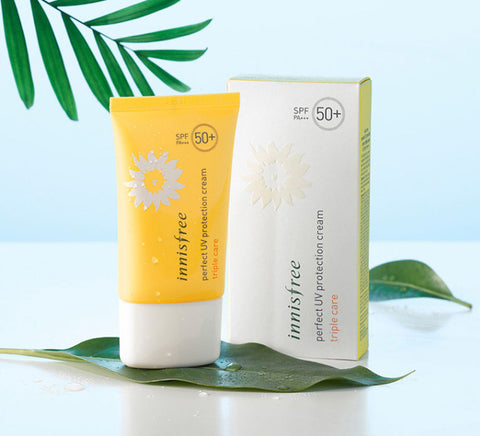 Innisfree Perfect UV Protection Cream - Beauty Seoul NZ