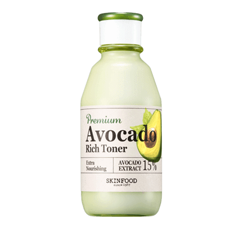 Skinfood Premium Avocado Toner - Beauty Seoul NZ