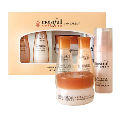 Etude House Moistfull Collagen kit trial - Beauty Seoul NZ