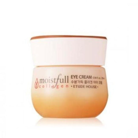 Etude House Moistfull Collagen Eye Cream - Beauty Seoul NZ