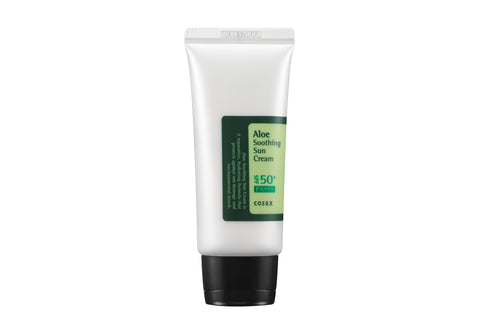 Cosrx Aloe Soothing Sun Cream - Beauty Seoul NZ