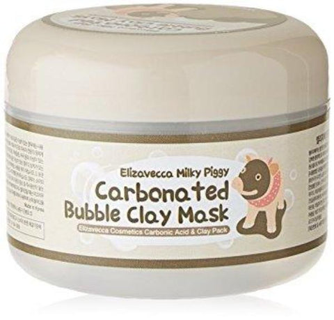 Elizavecca Carbonated Bubble Clay Mask - Beauty Seoul NZ