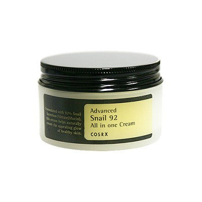 COSRX Advanced Snail 92 All In One Cream - Beauty Seoul NZ