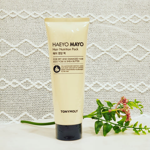 Tonymoly Haeyo Mayo Hair Nutrition Pack - Beauty Seoul NZ