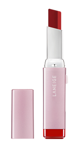 Laneige Two Tone Matte Lip Bar 02 Red Cashmere - Beauty Seoul NZ
