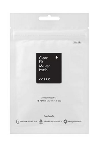 Cosrx Clear Fit Master Patch - Beauty Seoul NZ