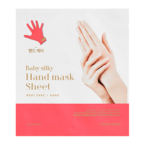 Holika Holika Baby Silky Hand Mask Sheet - Beauty Seoul NZ
