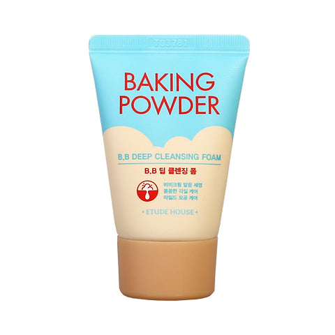Etude House Baking powder Cleanser Trial - Beauty Seoul NZ