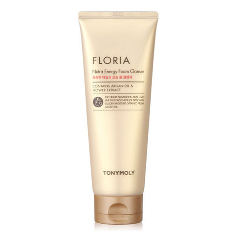 Tonymoly Floria Foam Cleanser 150ml - Beauty Seoul NZ