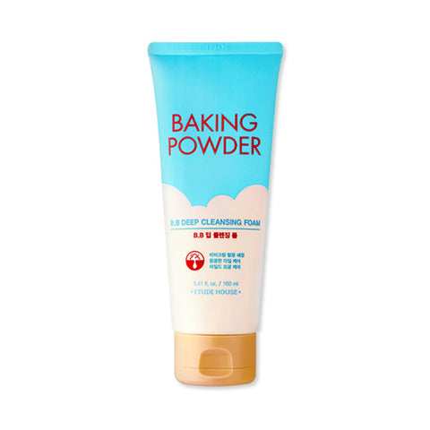 ETUDE HOUSE Baking Powder BB Deep Cleansing Foam - 160ml - Beauty Seoul NZ