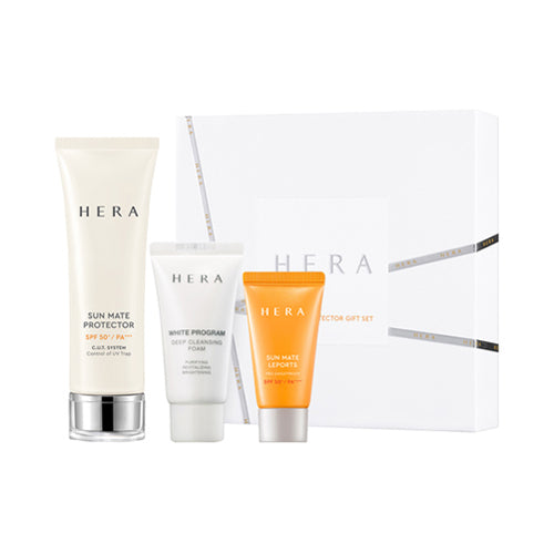 HERA Sun Mate Protector Gift Set - 1pack (3 items) (Request)