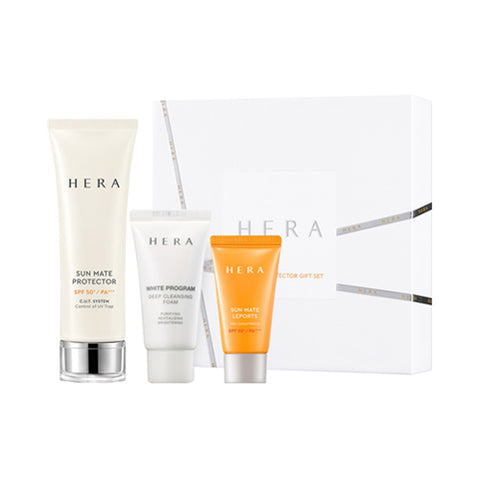 HERA Sun Mate Protector Gift Set - 1pack (3 items) (Request) - Beauty Seoul NZ