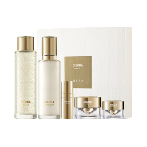 HERA Signia Water & Emulsion Gift Set - 1pack (5 items) (Request) - Beauty Seoul NZ
