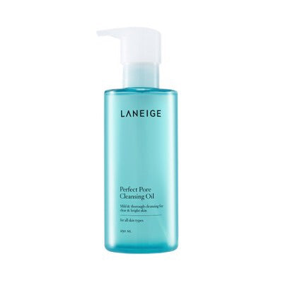 LANEIGE Perfect Pore Cleansing Oil - 250ml (Request) - Beauty Seoul NZ
